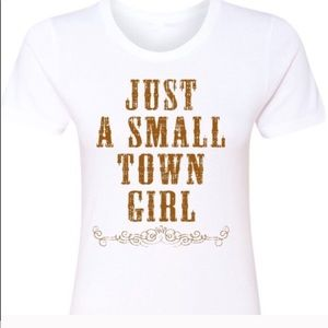 💕 Last one! Small Town Girl Graphic Tee